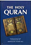 The Holy Quran: Text, Translation and Commentary (Reprint)