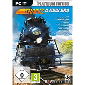 Trainz: A New Era Platinum Edition [PC]