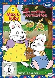 Max & Ruby Teil 1 - Max und sein Wurmkuchen