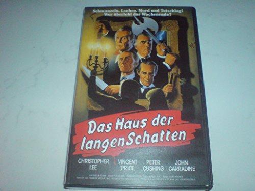 Das Haus der langen Schatten [VHS]