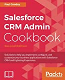 Best Professional Cookbooks - Salesforce CRM Admin Cookbook Review