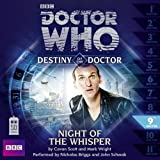 Doctor Who: Night of the Whisper (Destiny of the Doctor 9) (Dr Who Destiny of the Doctor 9)