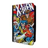 Marvel Superhero Comic Book passeport Coque-Wolverine Gambit-S-g751