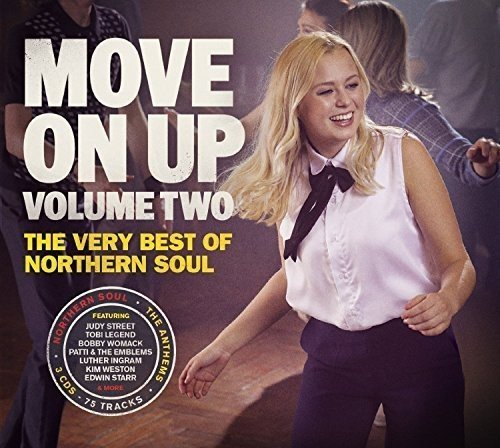 Move On Up, Vol. 2 The Very Best Of Northern Soul