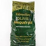 homefire Olive Briketts, 10kg