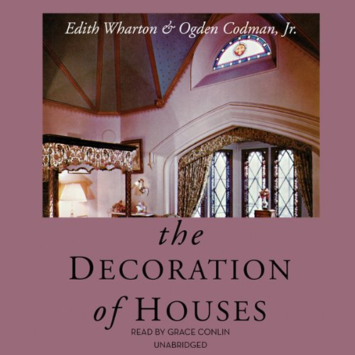 The Decoration of Houses  Audiolibri
