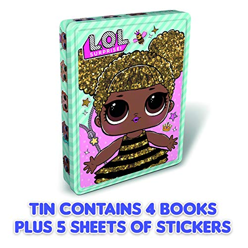 LOL Surprise! - Tin of Books