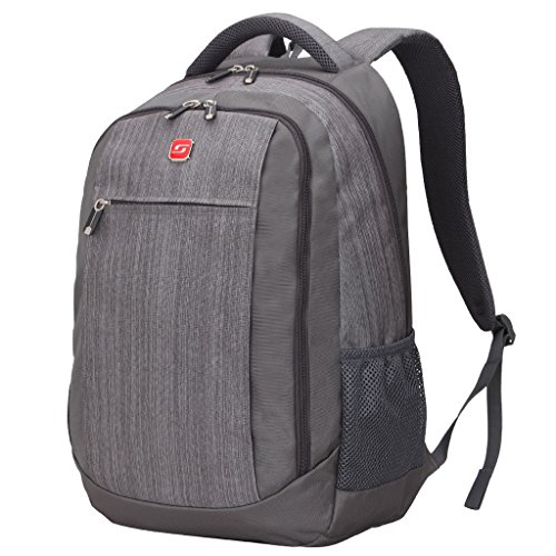 Soarpop 14 pollici Ultralight Notebook Backpack, resistente all'acqua e anti-abrasivo zaino Affari, multiuso Daypack