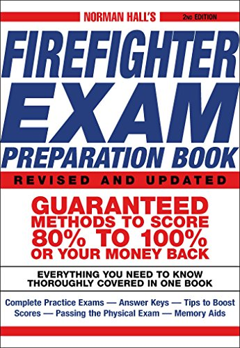Norman Hall's Firefighter Exam Preparation Book (English Edition)