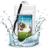 'Beachbag pour Smartphones jusqu'à 5de l'eau et de sanddichter Outdoor Sac de rangement Set de 10
