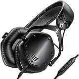 V-Moda Crossfade LP2 Casque haute définition avec réduction de bruit Noir Mat Edition Limitée