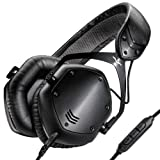 V-MODA Crossfade LP2 Limited Edition Over-Ear Kopfhörer matt schwarz