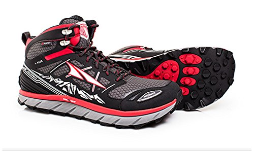 Altra Lone Pic 3.0 Neoshell Mi Rouge Homme Gris/Rouge