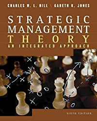 Strategic Management Theory, An Integrated Approach, sixth edition 2004