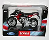Welly-Aprilia RXV 450-Druckguss Motorrad Modell Maßstab 1: 18