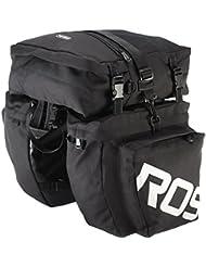 3-in-1 Multifunktions-Fahrradtasche von Docooler, Mountainbiketasche, Gepäcktasche für den Gepäckträger