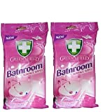 Greenshield Bathroom Surface Wipes Pack of 2