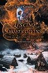 Les cinq objets divins, tome 4 : L'hostilité de l'hiver par Goudin