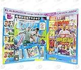 Panini Album + 6 Sobres + Revista JUGON Liga Este 2019 2020 LA Liga