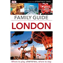 Eyewitness Travel Family Guide London (DK Eyewitness Travel Family Guides)