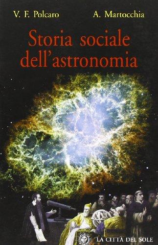 Storia sociale dell'astronomia