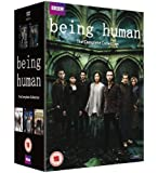 Being Human - Series 1-5 Boxset [Import anglais]