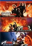 Spy Kids 1-3 [Import USA Zone 1]