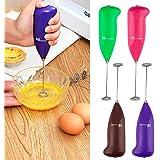 SSVE Mini Portable Hand Blender For Coffee Milk