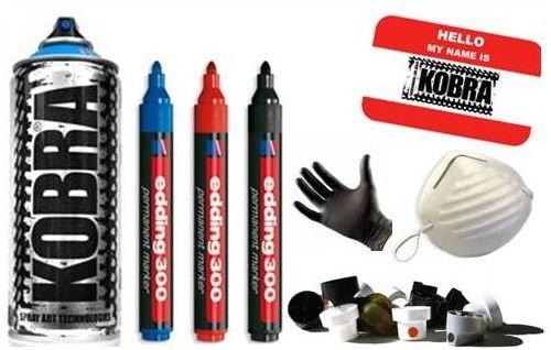 Price comparison product image KOBRA Basic Paint Pack