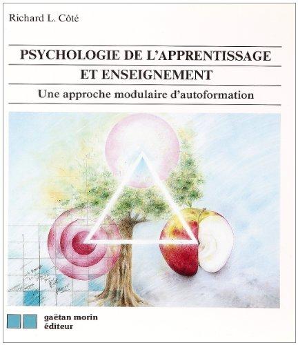 Psychologie de l'apprentissage et enseignement