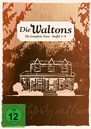 The Waltons (Complete Series 1-9) (58 DVD) (Region