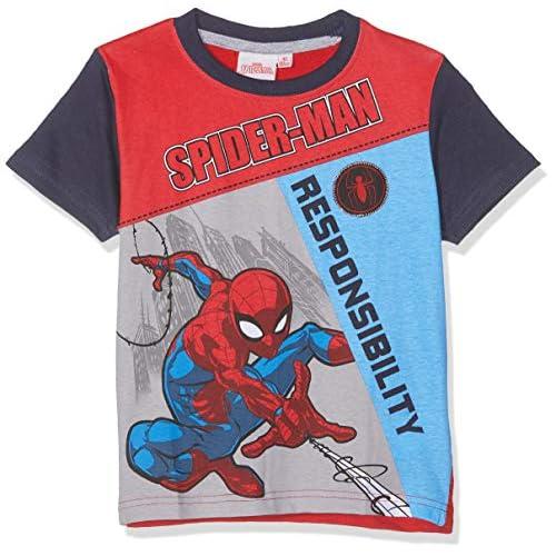 Spiderman Camiseta para Niños 2