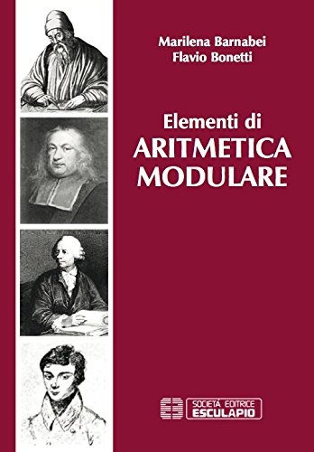 Elementi di aritmetica modulare di Marilena Barnabei