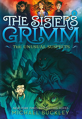 the-unusual-suspects-the-sisters-grimm-2-10th-anniversary-edition-english-edition