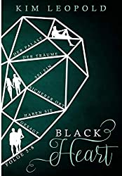 Black Heart - Band 5-8 - Sammelband (Urban Fantasy Serie) (Black Heart Sammelband 2)