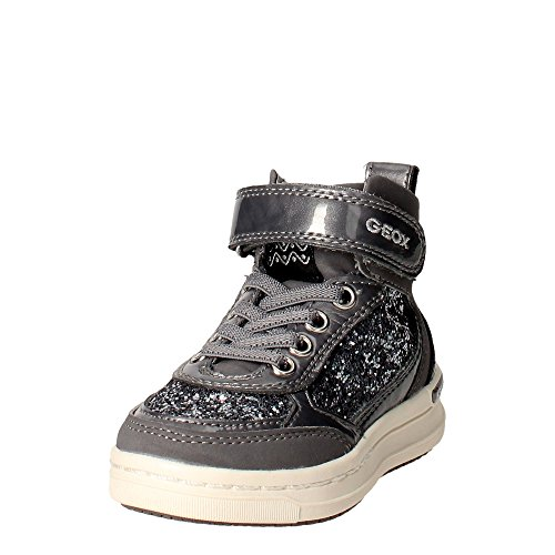 Geox , Chaussures de Gymnastique Unisexe - enfant Gris