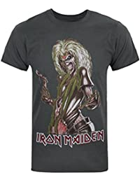 Amplified Iron Maiden Killers Men's T-Shirt