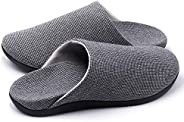 V.Step Slippers with Arch Support, Comfortable Orthopedic Sandals for Plantar Fasciitis Flat Foot House Outdoo