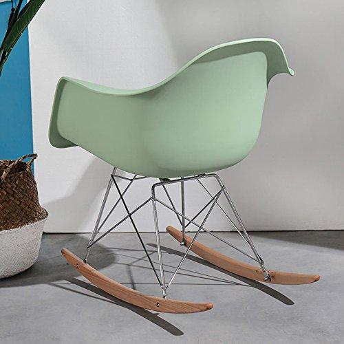 Stool.G ANDEa Mecedora, sala de estar silla de dormitorio bar Cafetería tienda...
