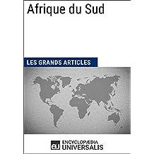 Afrique du Sud (Les Grands Articles d'Universalis): Géographie, économie, histoire et politique