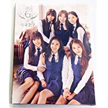 Warner Music Korea G-FRIEND GFRIEND - SNOWFLAKE (3rd Mini Album) CD+Photobook+Photocards+Folded Poster+Free Gift