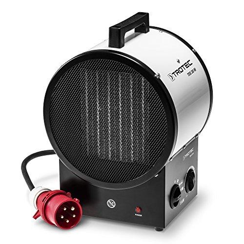 5kw Elektro-wärme (TROTEC TDS 30 M Elektroheizer Heizgerät Keramik Heizlüfter Keramikheizer 5 kW)
