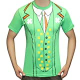 Islander Fashions Hommes St Patrick Irlandais Imprim� T Shirt Gar�ons Stag Do Livre Semaine Fancy Party Tee Top XX Grand