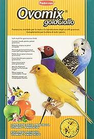 Padovan Ovomix Gold Giallo - Pastoncino Giallo per Uccelli - Confezione da 1 kg