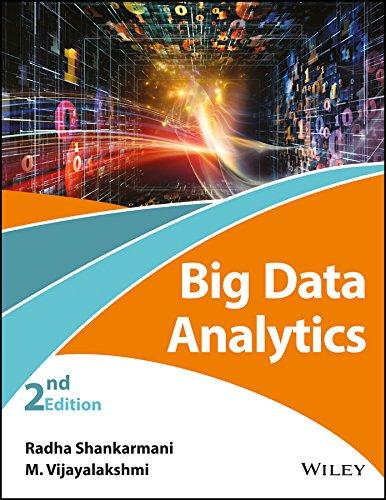 Big Data Analytics, 2ed