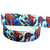 Kuchen Dekoration Band Spiderman Grosgrain Wrap Geschenkpapier Craft 1 m 22–23 mm
