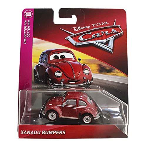 Disney Pixar Cars Xanadu Bumpers