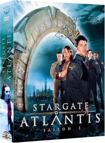 Stargate Atlantis : L'intégrale saison 1 - Coffret 5 DVD, Tous les DVD