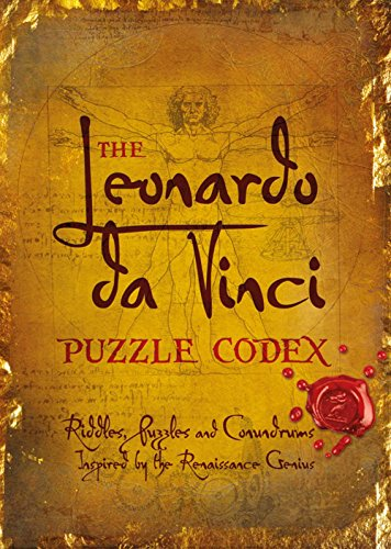 Leonardo Da Vinci Puzzle Codex