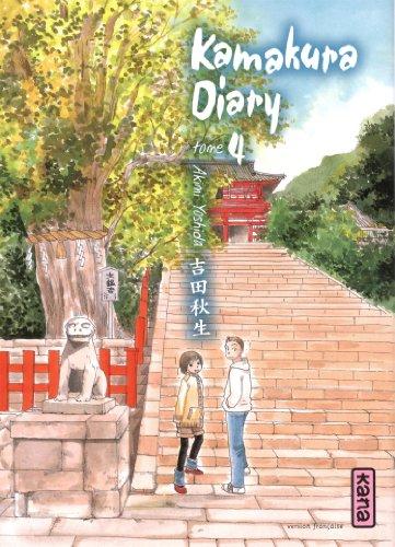 Kamakura Diary Vol.4 par YOSHIDA Akimi